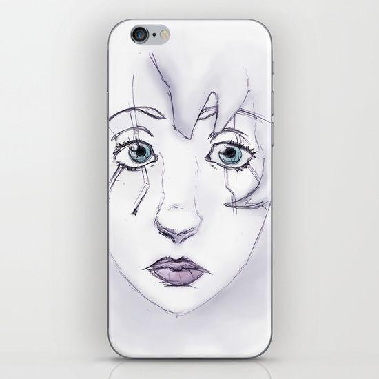 Surface iPhone & iPod Skin