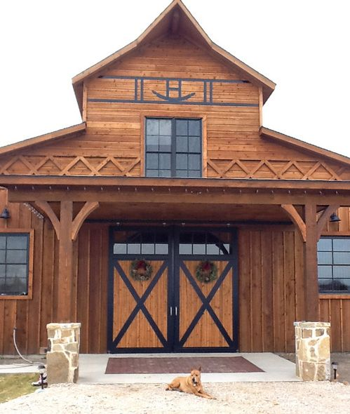 Barns, Horse Stalls And Horse Stables On Pinterest
