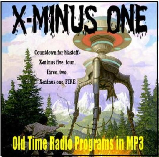 X Minus 1 X Minus 1 Free Download Borrow And Streaming With Images Old Time Radio Radio Radio Drama