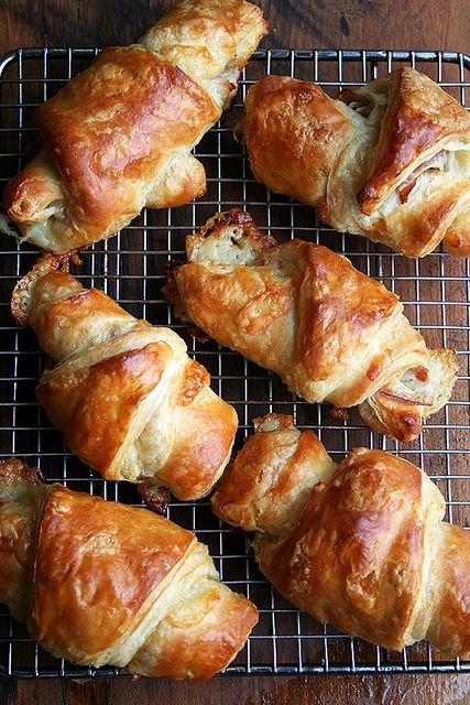 Prosciutto and Croissant on Pinterest