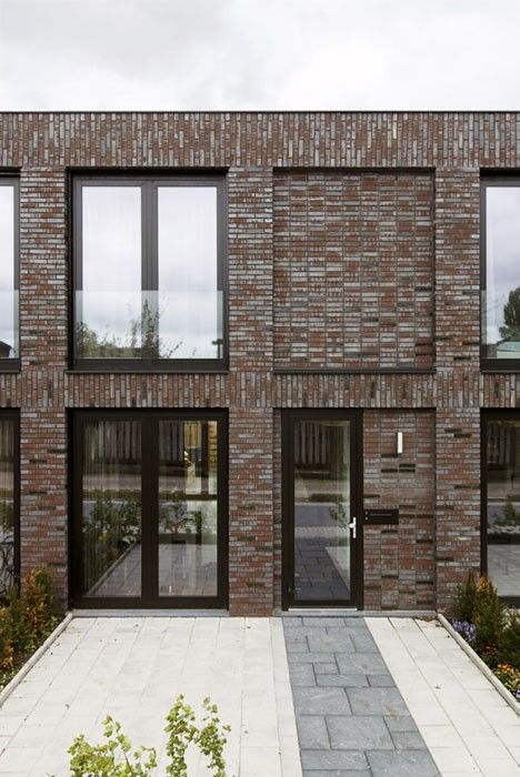 Beuving Martensen Architecten BNA BNI (Project) - Plan de Griend - PhotoID #262708