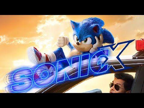 Sonic The Hedgehog Movie 2020 Sonic X Theme Song Natewantstobattle En 2020 Sonic Dibujos Sonic Dibujos
