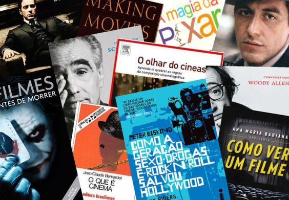Podcast: Shot #47 – Livros sobre Cinema