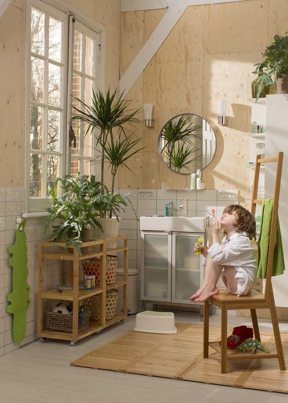 Ikea Badkamer Mengkraan ~ deze idee?n en meer ikea met ikea badkamer badkamer plantenstandaard