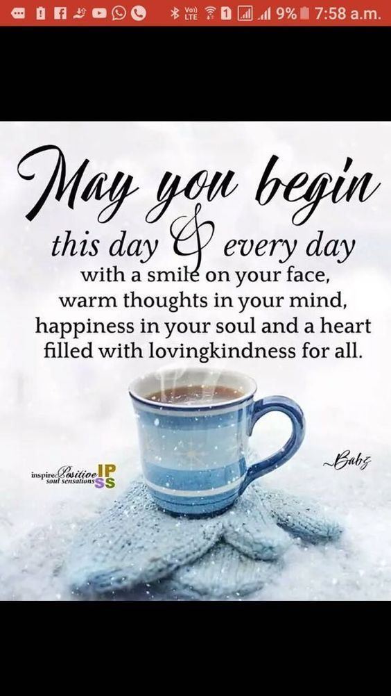 Thursday Thoughts smile happiness new beginnings FL
