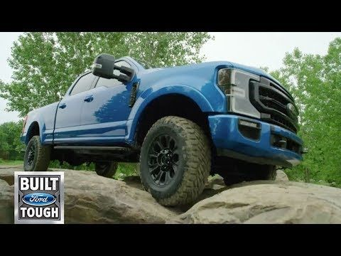 All New Tremor Off Road Package Available For 2020 F Series Super