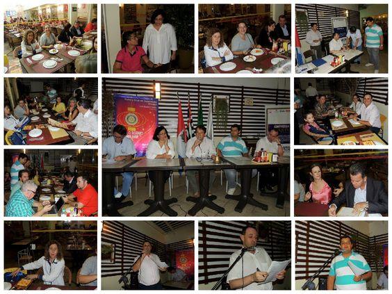 Rotary Club de Indaiatuba Cocaes: Rotary Cocaes com homenagem a ONG Manaem