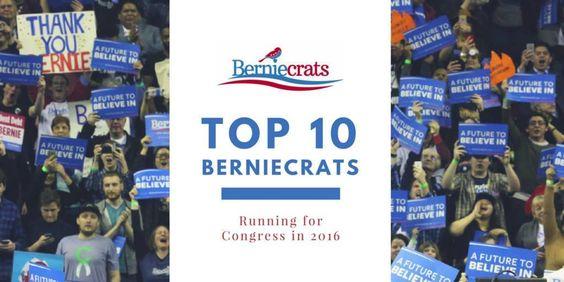 The Top 10 Berniecrats of 2016 | Huffington Post