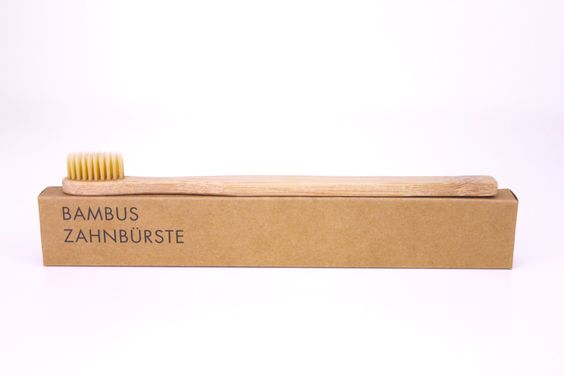Baumfrei – Die umweltschonende Bambus Zahnbürste