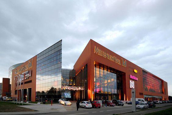 Millenium Hall Hall Rzeszow Building
