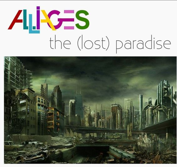 Alliages - (Lost) paradise - dec 2016: