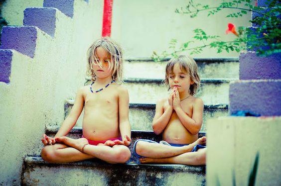 DE TODO UN POCO: Sencillo ejercicio de meditación.-