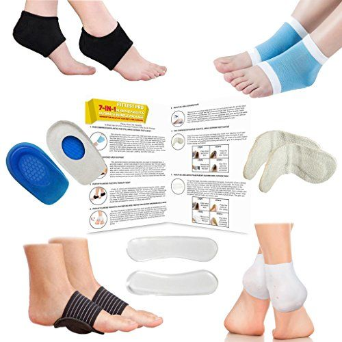 Insoles Flat Feet Arch Support Shoe Pads Bunion Corrector Plantar Running S L