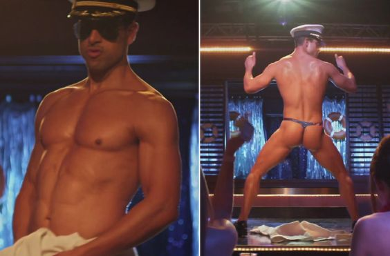 Adam Rodriguez dans Magic Mike