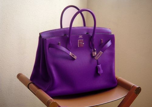 I aspire to one day owning a Hermes Burkin Bag