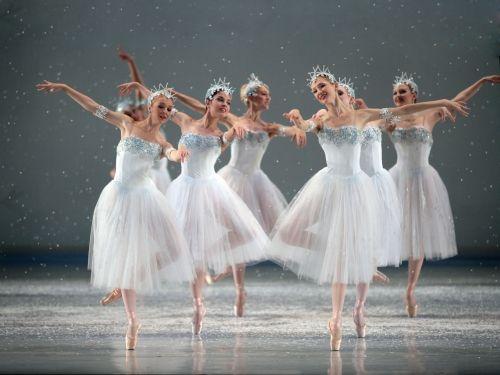 El Cascanueces por el San Francisco Ballet   Danza Ballet