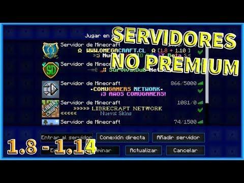 Todos Los Servidores Para Minecraft 1 8 1 14 No Premium Sin Lag Con Skywars Eggwars Y Más 2020 Youtube Minecraft Youtube Arte De Naruto