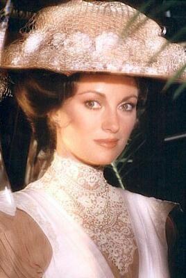 Jane Seymour, as Elise McKenna. 'Somewhere in Time' filmed ...