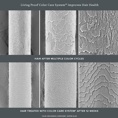 Color Care Whipped Glaze Living Proof Sephora Color Care Color Safe Shampoo Color Safe