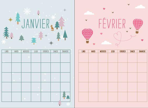 Une idée cadeau de dernière minute, et gratuite en plus, ça ne se refuse pas ! Découvrez vite notre calendrier perpétuel à imprimer chez soi sur du joli...