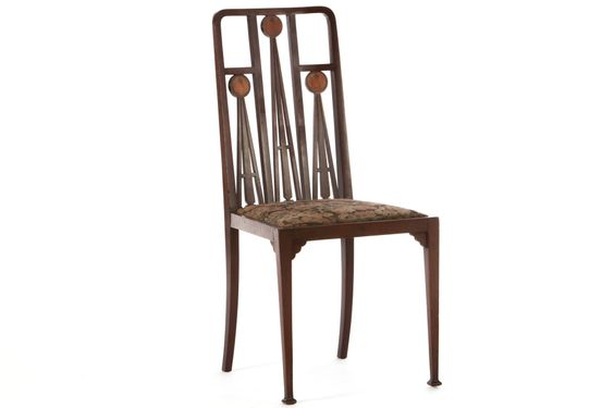 chair art nouveau - Cerca con Google