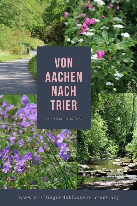 Mit Dem Fahrrad Von Aachen Nach Trier Radtour Fahrradreisen