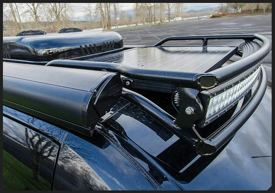Roof Rack Led Bar T5 4motion Pinterest Lighting Led