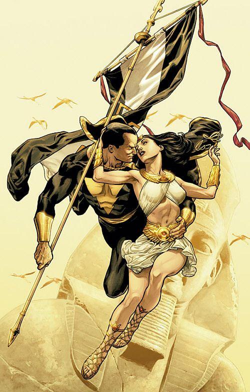 Pin by Joe Joestar on Fictional Girls I-K | Captain marvel shazam, Dc  comics, Dc comics art