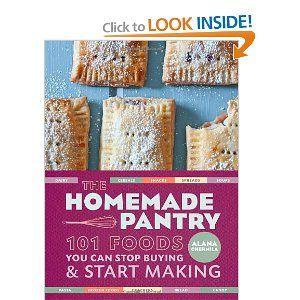 The Homemade Pantry - Adding to my wishlist