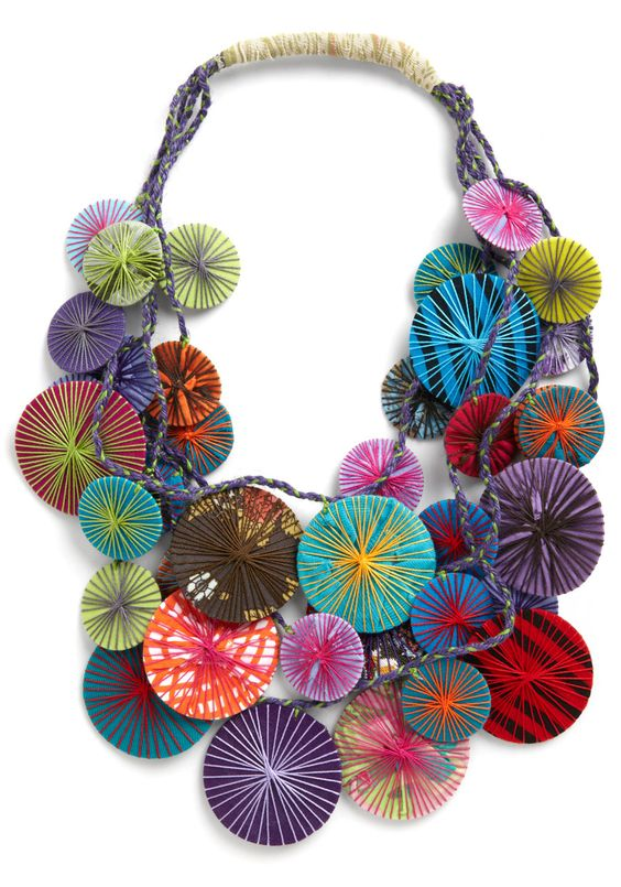 Diameters Are a Girl's Best Friend Necklace | Mod Retro Vintage Necklaces | ModCloth.com
