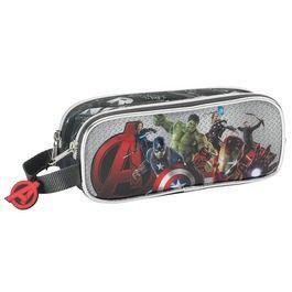 Neceser Portatodo con doble cremallera de Los Vengadores de Marvel