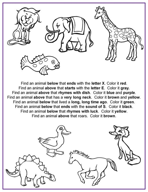 worksheets for kids with adhd - laveyla.com