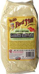 Stone Ground Garbanzo Bean Flour