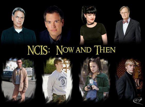 Herci v současnosti a jejich protějšky během dřívějších let