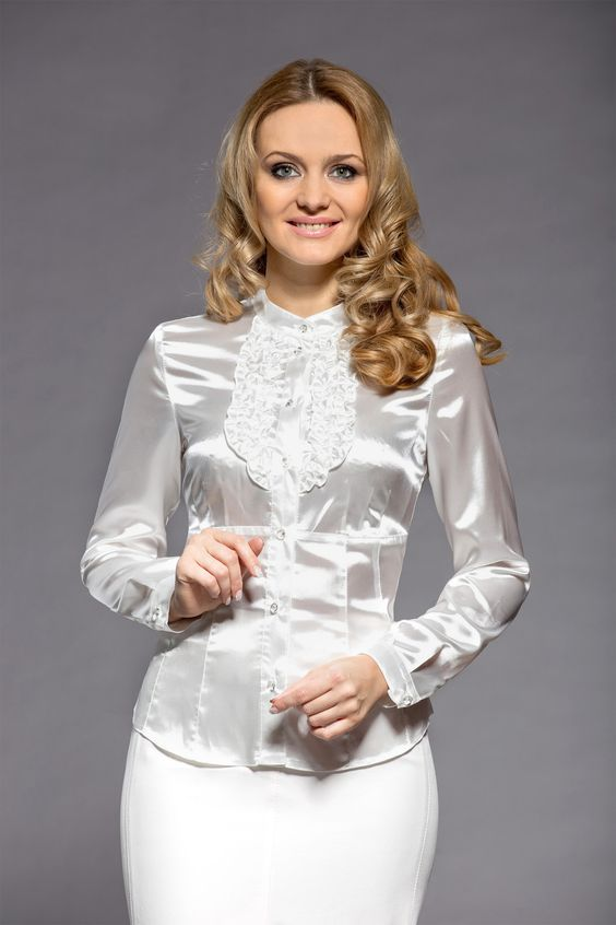 Affordable Satin Blouses