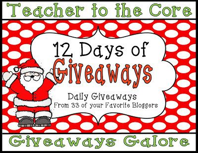 12 Days Of Christmas Song Freebie from Teacher to the Core! Common Core Standard: I can recite songs and poems with expression!Singing this song with my class is a highlight each year. @Teacher to the Core