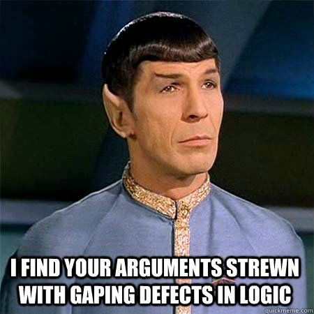 defects in logic