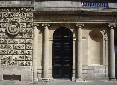 Stall Street Door, c. 1792
