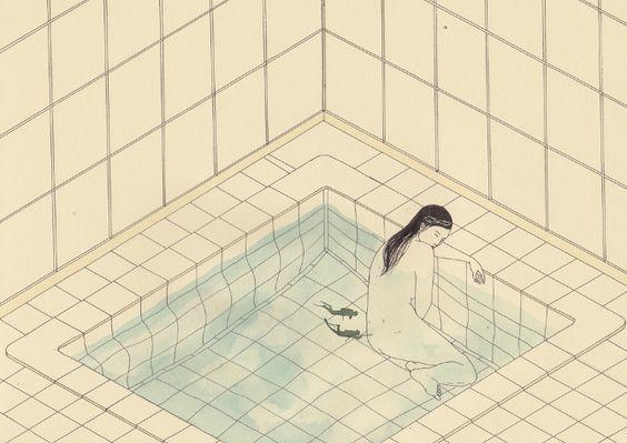 Harriet Lee-Merrion - Ilustración