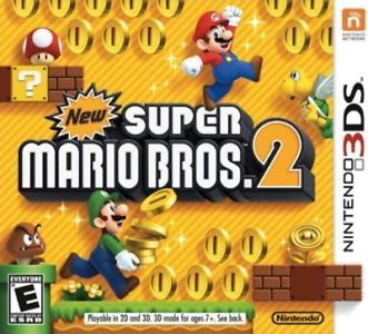 #Priceabate # NEW & SEALED # New Super Mario Bros. 2 Nintendo 3DS 2DS XL NSMB2 - Buy This Item Now For Only: $29.99