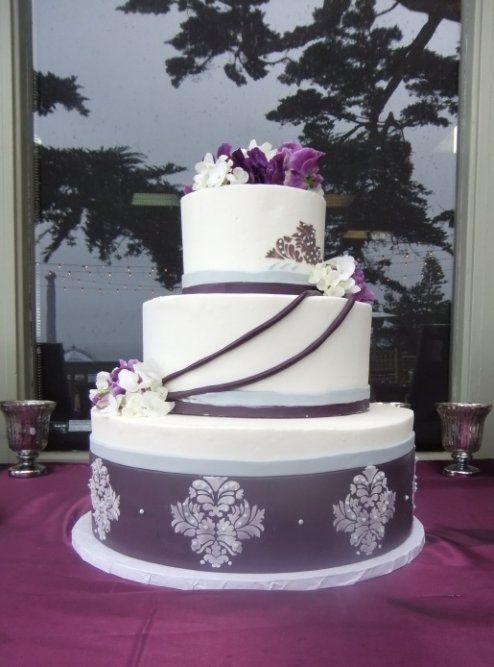 Wedding Cakes Buttercream San Diego Bakeries Twiggs San Diego