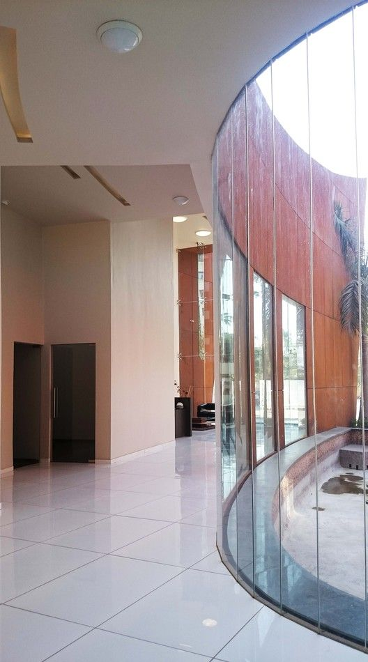 Gallery Of The Crescent Sanjay Puri Architects 4 Architect Energy Efficient Buildings Office Building