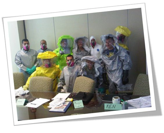 Hazwoper Training  http://www.safetylinks.net/index.php/training/environmental-hazwoper