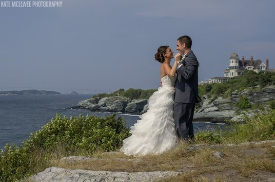 One of the sweetest couples!  July 2013 Wedding - Christina + Andrew | Castle Hill Inn | Newport, RI