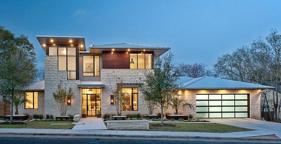 Cat Mountain Residence located in Austin, TX  |  Cornerstone Architects