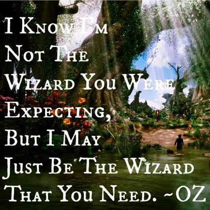 10 Inspiring Quotes From Disney's Oz The Great And Powerful - Babble: