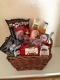 Wedding Night Gift Basket Ideas : Wedding Night gift basket Gift Ideas Pinterest Wedding ...