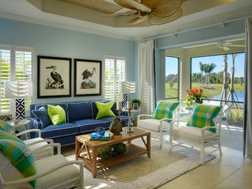 tropical living room tropical living room tampa porter paint midsummers dream color: tropical living rooms