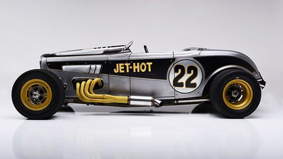 Jet-Hot Double Down