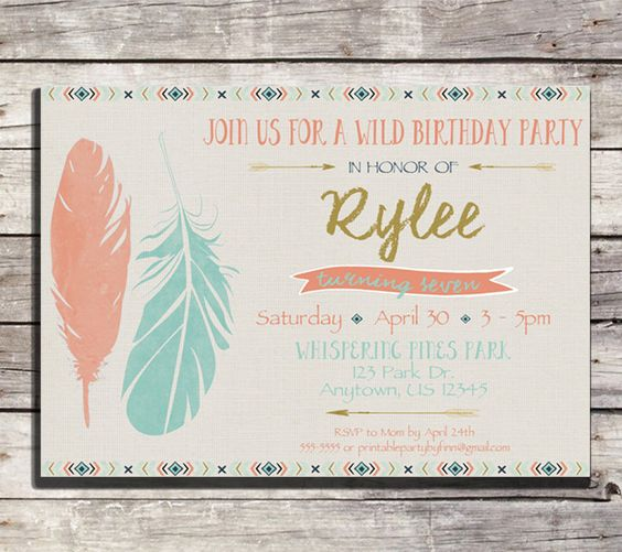 Invitations For Girls was great invitations ideas